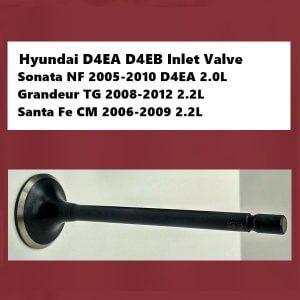 Hyundai D4EA D4EB Inlet Valve