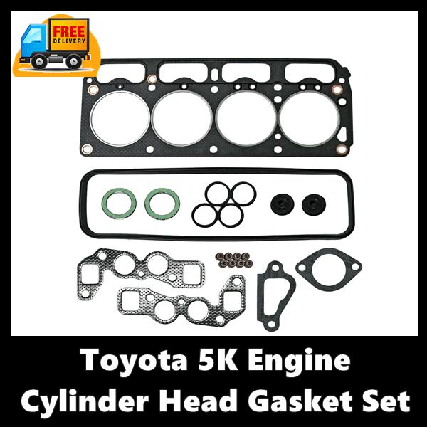Toyota 5K Engine Cylinder Head Gasket Set