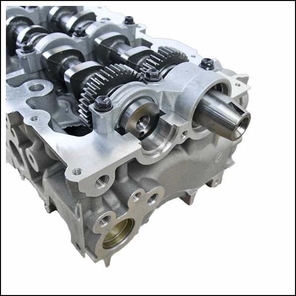Toyota Hilux Hiace Prado 1KD-FTV Complete Cylinder Head Front