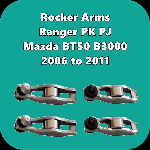Rocker Arms Ranger PK PJ 2006 to 2011
