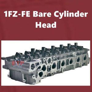 1FZ-FE Bare Cylinder Head