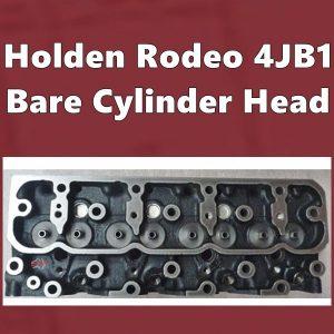 Holden 4JB1 bare cylinder head