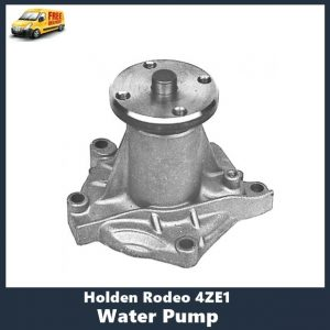Holden-Rodeo-4ZE1 water pump