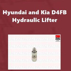Hyundai and Kia D4FB Hydraulic Lifter