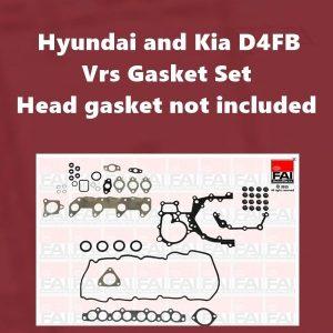 Hyundai and Kia D4FB vrs gasket set