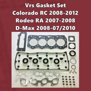 Vrs Gasket Set Colorado RC 2008-2012