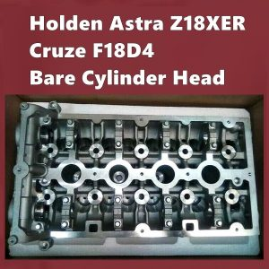 Holden Astra Z18XER Cruze F18D4 Bare Cylinder Head