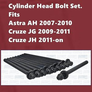 Holden Cruze F18D4 Cylinder Head Bolts