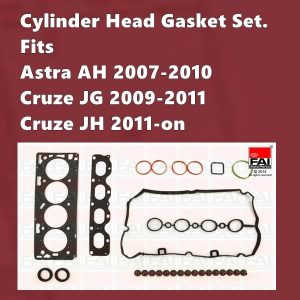 Holden Cruze F18D4 Head Gasket Set