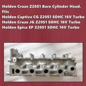 Holden Cruze Z20S1 Bare Cylinder Head
