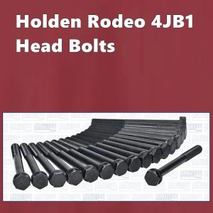 Holden Rodeo 4JB1 Head Bolts