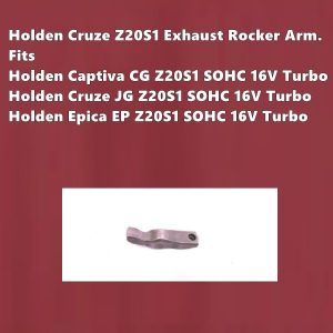 Holden rocker arm exhaust long