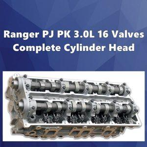 Ranger PJ PK 3.0L 16 Valves Complete Cylinder Head
