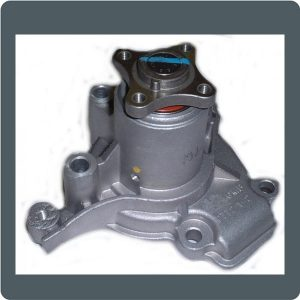 G4GC water pump with clover Hub