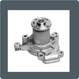 G4GC water pump with round Hub