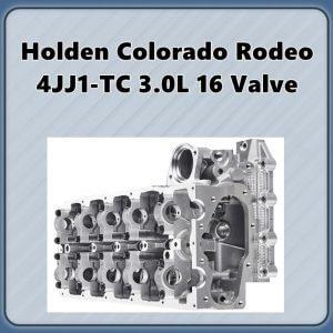 Holden 4JJ1-TCX Cylinder Head