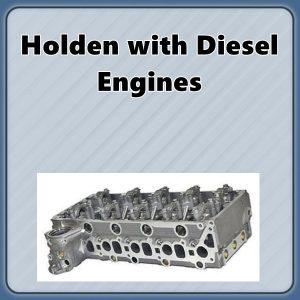 Holden Diesel Engines