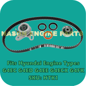 Hyundai Accent and Getz G4EDTiming Belt Kit