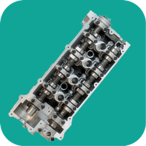 Hyundai reconditioned cylinder head