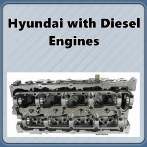 Hyundai Cylinder Heads, Gaskets, Bolts