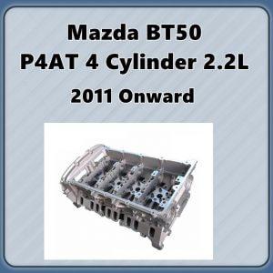 Mazda BT-50 P4-AT Assembled Cylinder Head