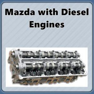 Mazda Diesel Engines