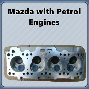 Mazda with Petrol Engines