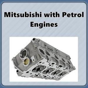 Mitsubishi Petrol Engines