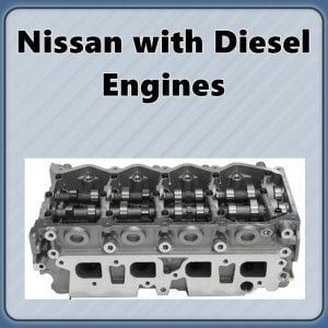 Nissan Diesel Engines