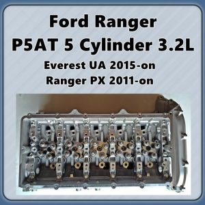 Ford Ranger PX P5AT Duratorq 32 Cylinder Head