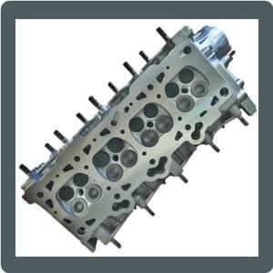 Recondition Hyundai Cylinder Head