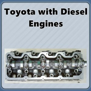 Toyota Diesel Engines