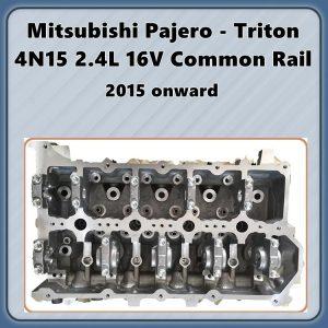 Mitsubishi Pajero - Triton 4N15