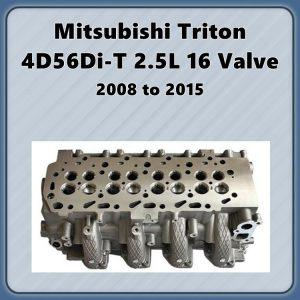 Mitsubishi Challenger Triton 4D56Di-T Assembled Cylinder Head