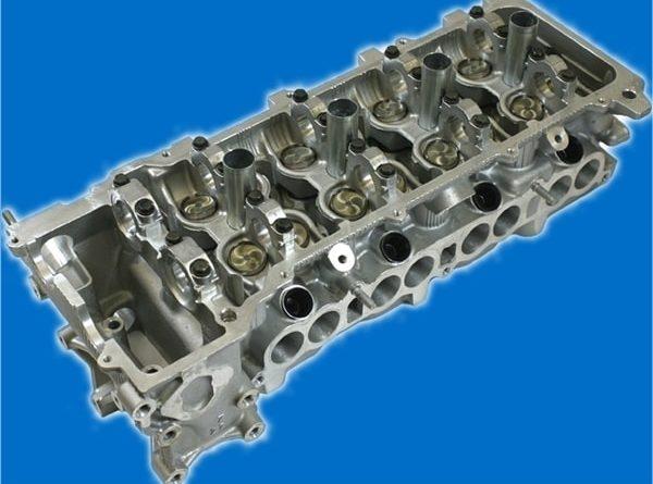 Toyota 3RZ-FE new cylinder head