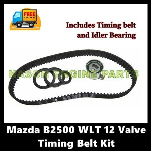 Mazda B2500 WLT 12 Valve Timing Belt Kit-