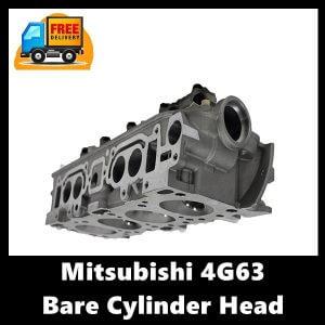 Mitsubishi 4G63 Bare Cylinder Head