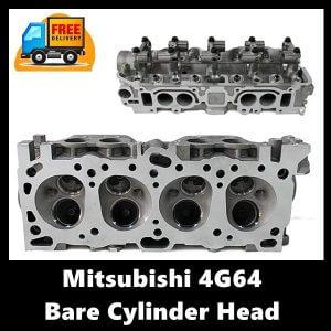 Mitsubishi 4G64 Bare Cylinder Head
