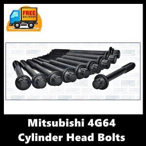 Mitsubishi 4G64 Cylinder Head Bolts