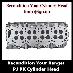 Recondition Your Ranger PJ PK Cylinder Head