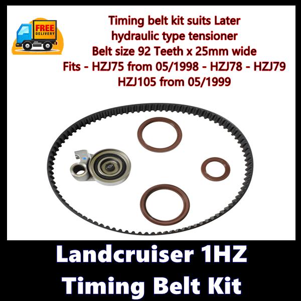 Landcruiser 1HZ Timing Belt Kit
