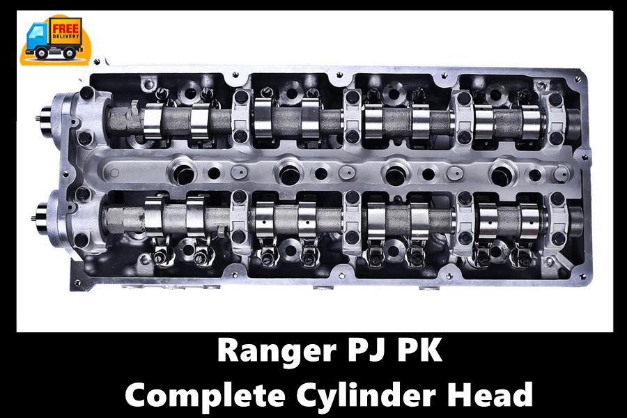 Ranger-PJ-PK-Complete-Cylinder-Head