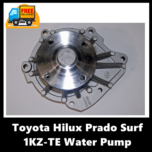Toyota Hilux Prado Surf 1KZ-TE Water Pump