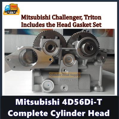 Mitsubishi-4D56Di-T-Complete-Cylinder-Head