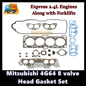 Mitsubishi 4G64 Head Gasket Set