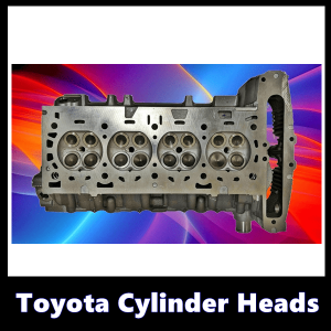 Toyota Cylinder Heads, Gaskets, Bolts