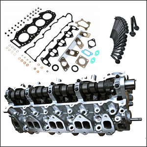 Complete Assembled Cylinder Head Ford Courier Mazda B2500 WLT