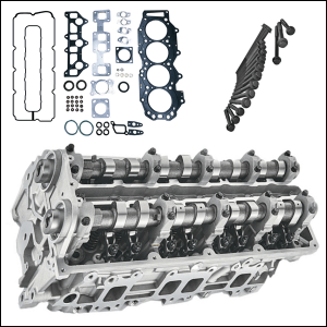 Ford Ranger PJ PK Cylinder Head with Valves Fitted-A