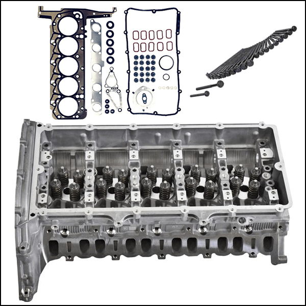 Ford Ranger PX P5AT Cylinder Head with Vrs Gaskets Head Bolts